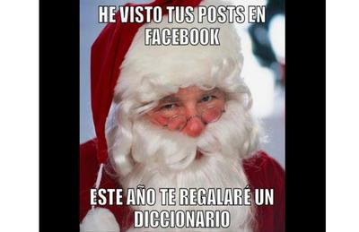 Llega la Navidad y los memes no se hacen esperar