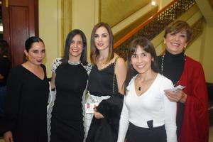 23122019 Cristina, Eneritz, Daniela, Ana María y Corina.