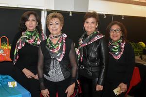 23122019 RECIENTE EVENTO.  Yola, Soco, Imelda y Juanina.