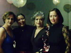 24122019 PRONTO SERá MAMá.  Baby Shower en honor a Alejandra Urby de Cuéllar organizado por su mamá, Rosario Castro.