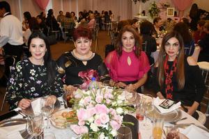 25122019 Liliana, Leticia, Bety y Rocío.