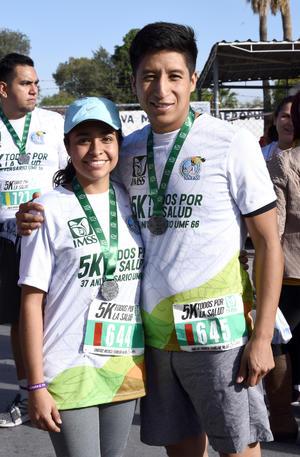 25122019 Mónica Leyva y Enrique Arredondo.