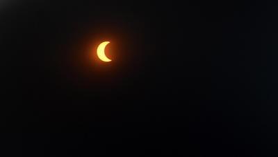 La Sociedad Astronómica de Singapur señaló en su página web que el eclipse anular de Sol, que puede dañar los ojos o incluso causar ceguera si es observado sin filtros, volverá a verse desde la ciudad-Estado en 2063.