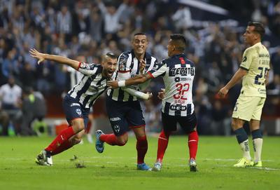Rayados toma ventaja en la final de ida en la Liga MX