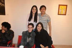 27122019 Jasmin, Ian, Greta y Paty.