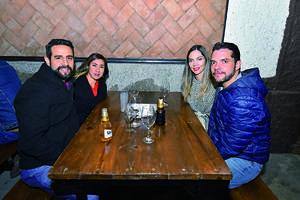 28122019 Diana, Alejandro, Paola y Hazael.