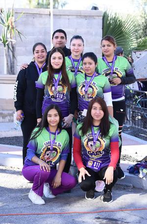 28122019 Gina, Aarón, Ana, Nohemí, Karla, Isela, Coral y Dariana.