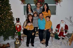 29122019 EN NAVIDAD.  Familia Amozurrutia Fonseca.
