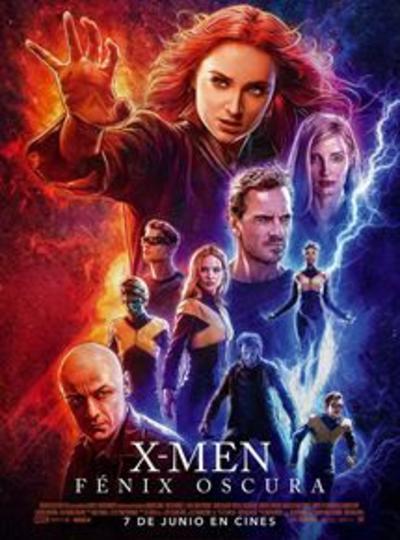 PEOR POPULAR: X-Men: Dark Phoenix. Lo súper, cuando el género de cómics se vuelve ridículo y complaciente, es el tamaño del gran churro.