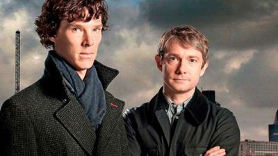 2. Sherlock : Moderna actualización del mito de SherlockHolmes. Serie ambientada en el Londres del siglo XXI.