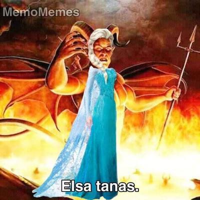 'Elsa' se convierte en el primer meme viral del 2020