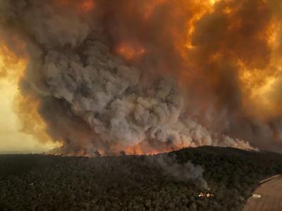 Australia, en alerta máxima por fuego