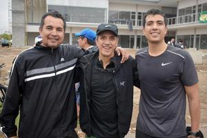 03012020 José Antonio, Gustavo y Gustavo.