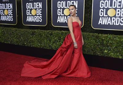 La alfombra roja de los Globos de Oro 2020