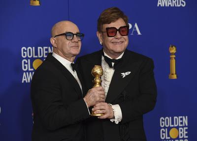 Mejor canción original - película I'm Gonna Love Me Again (Rocketman) — Elton John & Bernie Taupin