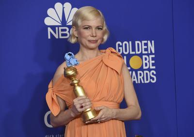 Mejor performance de actriz en serie limitada o película para TV Michelle Williams, Fosse/Verdon