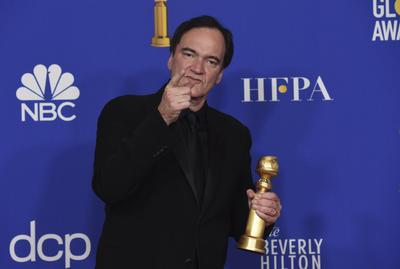 Mejor guión - película Quentin Tarantino, Once Upon a Time in Hollywood