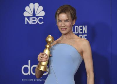 Mejor actriz en película – drama Renee Zellweger (Judy)