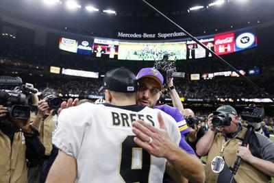 Minnesota sorprende y vence a los Santos de Nueva Orleans