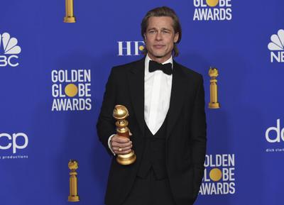 Mejor actor de reparto en película Brad Pitt, Once Upon a Time in Hollywood