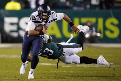 Seahawks elimina a Filadelfia en la ronda de comodines