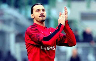Zlatan Ibrahimovic debuta con empate en su regreso al AC Milan