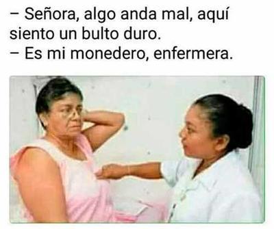 Llegan los memes por el Día de la Enfermera