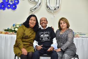 05012020 Jesús Rentería, Elisa Rentería y Maricruz Medina Herrera.