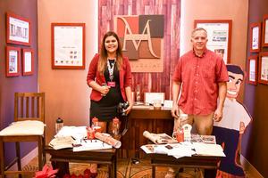 06012020 Gloria Ayala y Carlos Velázquez.
