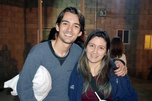 Emiliano y Mariana