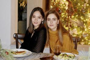Fernanda y Angela