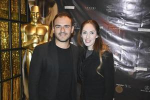 Diego y Leslie