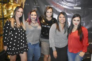 Karla, Jazmin, Jessica, Iveth y Laura