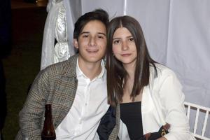 Fernando y Andrea