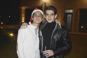 Fernando y Gustavo