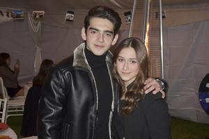 Gustavo y Mariel