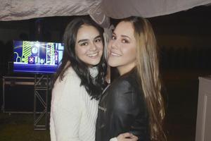 Mary Carmen y Ana Sofia