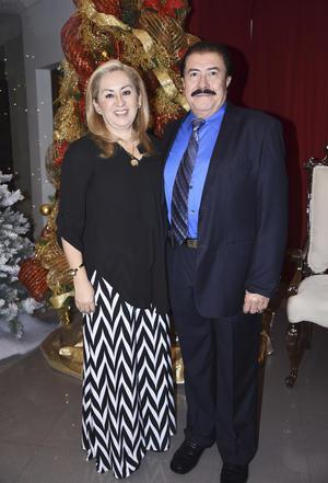 Hugo y Ana Martínez