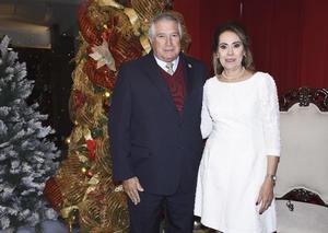 Roberto y Patricia Cárdenas