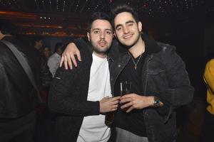Andres y Arturo