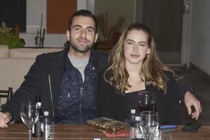 Gabriel y Marian.
