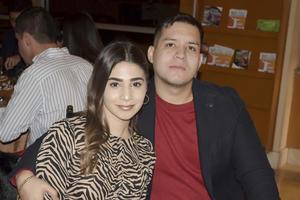 Arely y Gerardo