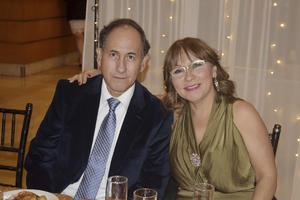Gilberto y Adriana
