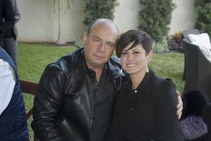 Cesar y Ana Sofia