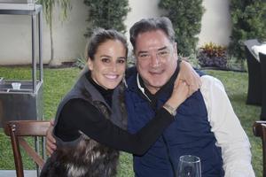 Irene y Fernando