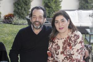 Rogelio y Sofia