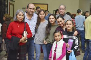 Familia Solis Espinoza