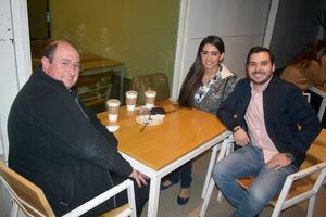 07012020 Javier, Regina y Juan Carlos.