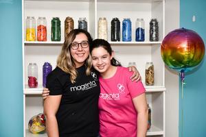 07012020 EVENTO INAUGURAL.  Susy y Renata.