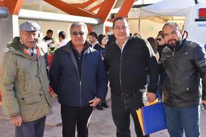 07012020 Manolo, Moisés, Manolo y Alejandro